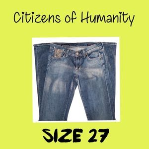 *RARE*Citizens of Humanity Pablo #089 Stretch